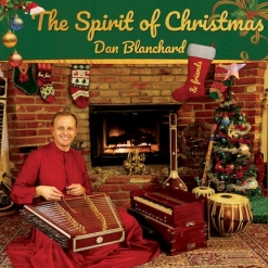 Cover image of the album The Spirit of Christmas by Dan Blanchard