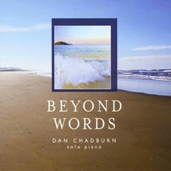 Cover image of the album Beyond Words by Dan Chadburn