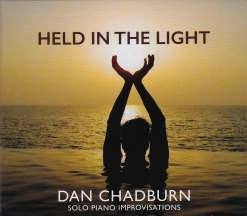 Cover image of the album Held In the Light by Dan Chadburn