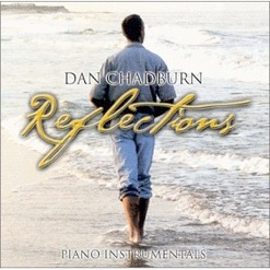 Cover image of the album Reflections by Dan Chadburn