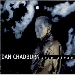 Cover image of the album Solo Piano by Dan Chadburn