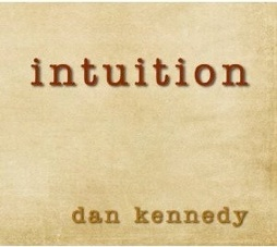 Cover image of the album Intuition by Dan Kennedy