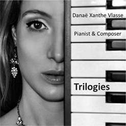 Cover image of the album Trilogies by Danae Xanthe Vlasse