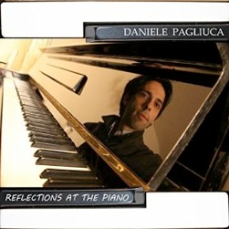 Cover image of the album Reflections At the Piano by Daniele Pagliuca