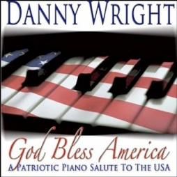 Cover image of the album God Bless America by Danny Wright