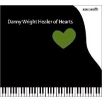 Cover image of the album Healer of Hearts by Danny Wright