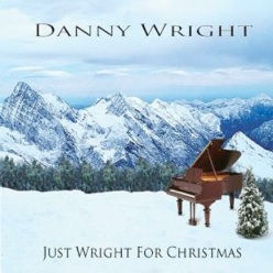 Cover image of the album Just Wright For Christmas by Danny Wright