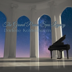 Cover image of the album The Grand Piano Spa: Legacy by Darlene Koldenhoven