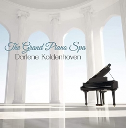 Cover image of the album The Grand Piano Spa by Darlene Koldenhoven