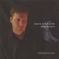 Cover image of the album Along the Curve by Dave Sterling