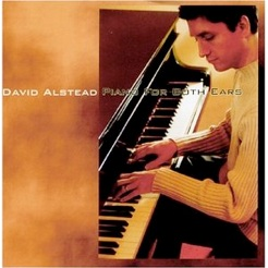 Cover image of the album Piano For Both Ears by David Alstead