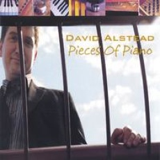 Cover image of the album Pieces of Piano by David Alstead