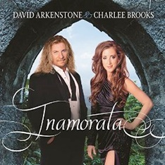 Cover image of the album Inamorata by David Arkenstone