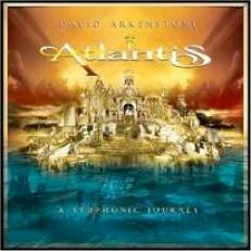 Cover image of the album Atlantis by David Arkenstone
