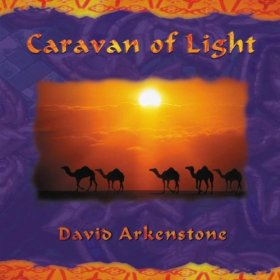 Cover image of the album Caravan of Light by David Arkenstone