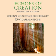 Cover image of the album Echoes of Creation by David Arkenstone