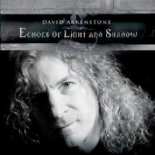 Cover image of the album Echoes of Light and Shadow by David Arkenstone