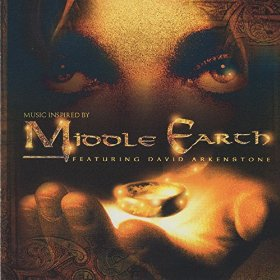 Cover image of the album Music Inspired by Middle Earth by David Arkenstone