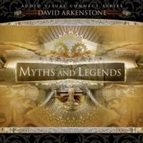 Cover image of the album Myths and Legends by David Arkenstone