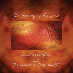 Cover image of the album The Turning Of The Year by David Arkenstone