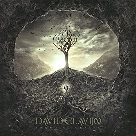 Cover image of the album From the Depths by David Clavijo