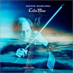 Cover image of the album Cello Blue by David Darling