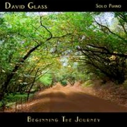 Cover image of the album Beginning the Journey by David Glass