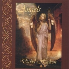 Cover image of the album Angels by David Hicken