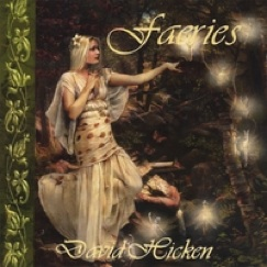 Cover image of the album Faeries by David Hicken