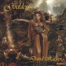 Cover image of the album Goddess by David Hicken