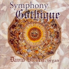 Cover image of the album Symphony Gothique by David Hicken