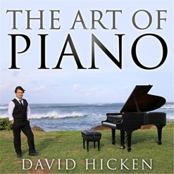 Cover image of the album The Art of Piano by David Hicken