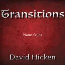 Cover image of the album Transitions by David Hicken