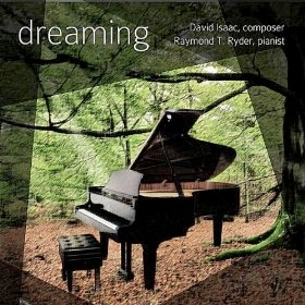 Cover image of the album Dreaming by David Isaac and Raymond T. Ryder