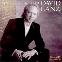 Cover image of the album An Evening With David Lanz by David Lanz