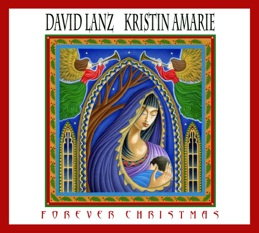 Cover image of the album Forever Christmas by David Lanz