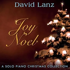 Cover image of the album Angel in My Stocking by David Lanz