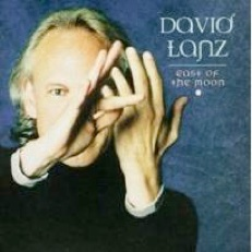 Cover image of the album East of the Moon by David Lanz