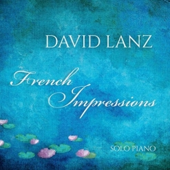 Cover image of the album French Impressions by David Lanz