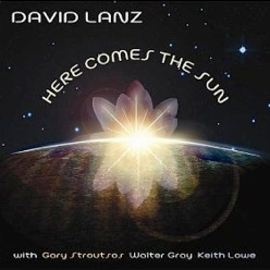 Cover image of the album Here Comes the Sun by David Lanz