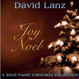 Cover image of the album Joy Noel by David Lanz