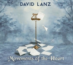 Cover image of the album Movements of the Heart by David Lanz