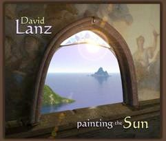 Cover image of the album Painting the Sun by David Lanz