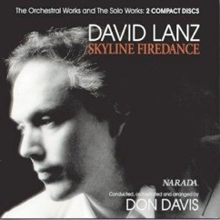 Cover image of the album Skyline Firedance by David Lanz