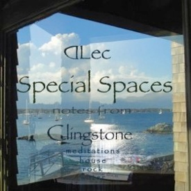 Cover image of the album Special Spaces by David Leclerc