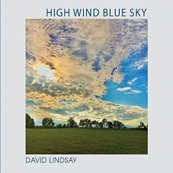 Cover image of the album High Wind Blue Sky by Tom Eaton