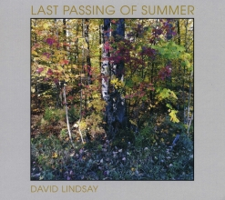 Cover image of the album Last Passing of Summer by David Lindsay