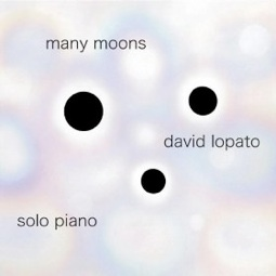 Cover image of the album Many Moons by David Lopato
