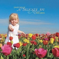 Cover image of the album A Delicate Joy by David Nevue