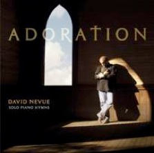 Cover image of the album Adoration by David Nevue